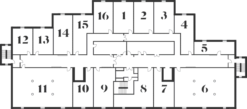 TWB floor plans