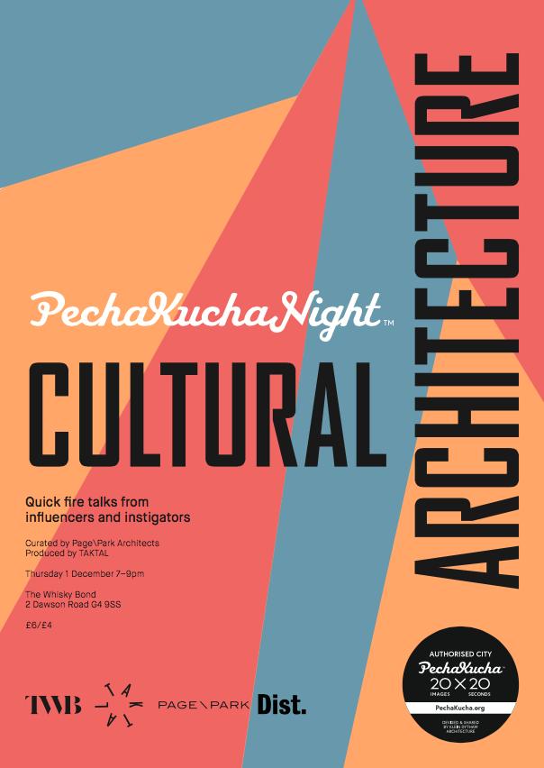 Pecha Kucha TAKTAL Page Park Architects